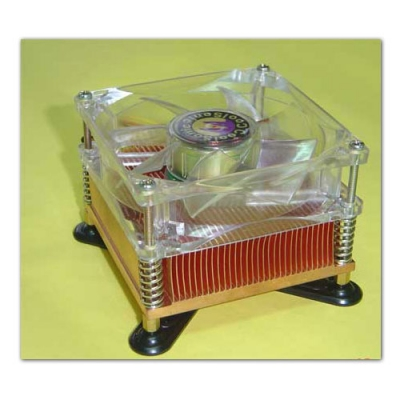 Num-027 CPU Heatsink and Fan